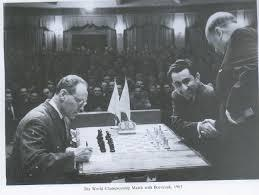 Petrosian-Botvinnik, World Championship Game 5