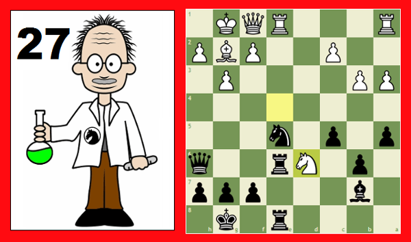 How to Solve Chess Puzzles #27