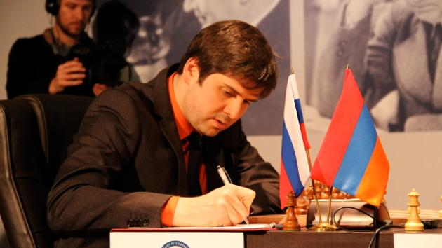 The Last Time Svidler won the World Cup