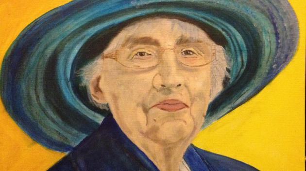 Liz Curteis Portrait