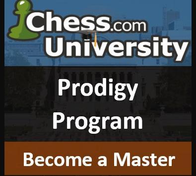 Prodigy Program - October 2015 Registration Open!