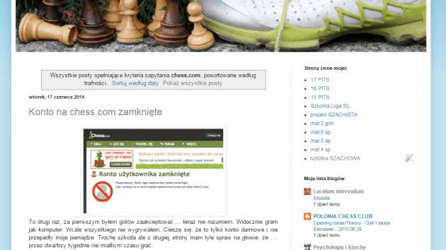 Start na chess.com