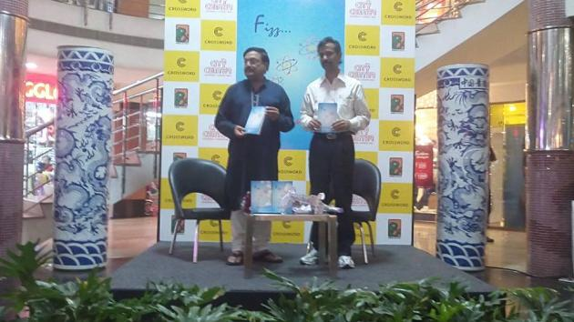 Fizz... Launched by Yandamoori Veerendranath, in Hyderabad