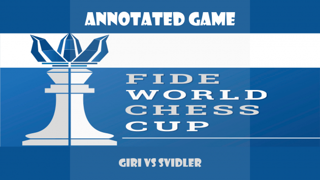 Fide World Cup 2015, Giri vs Svidler