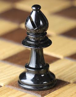 Ending #6: A Pawn vs Bishop ending.