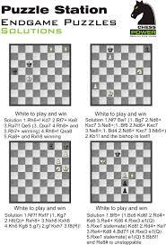 Chess puzzle #1 (On my Profile )