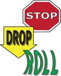 Stop, Drop, and Examine the Position