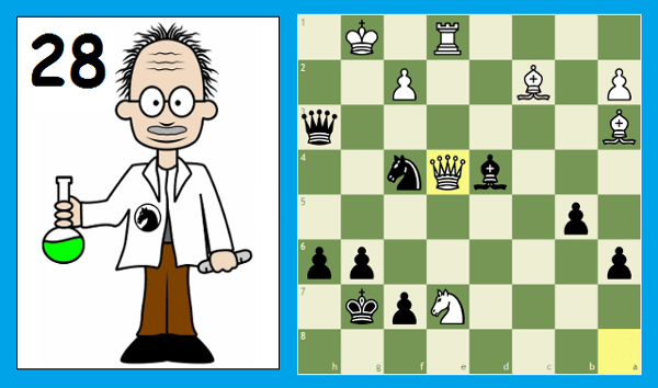 How to Solve Chess Puzzles #28