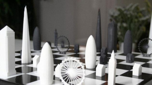 Ironic Chess Sets
