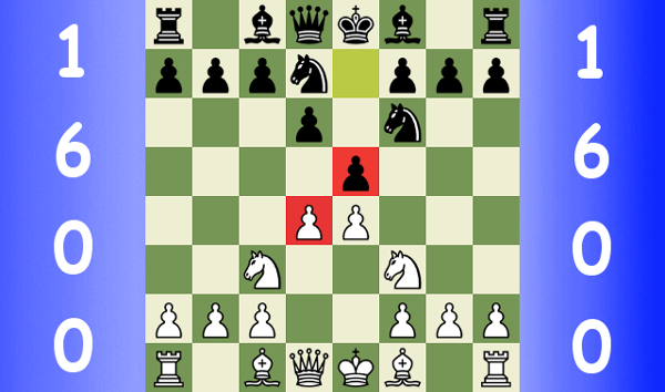 Chess Game Review #8 - 1600 vs 1600