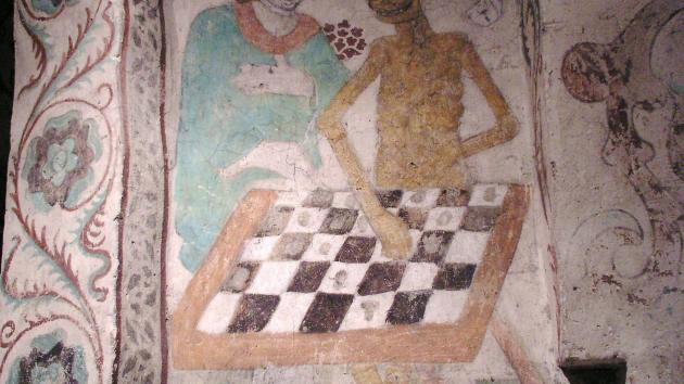 Poetry & Chess
