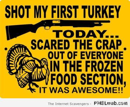 funny thanksgiving turkey greetings