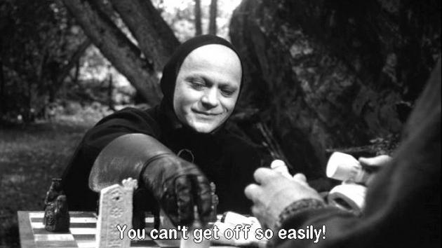 The Seventh Seal(the Best film forever)