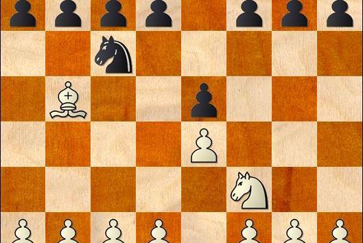 Opening #1: Ruy Lopez;Berlin Defense.