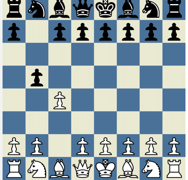 Black Plays The Wing Gambit