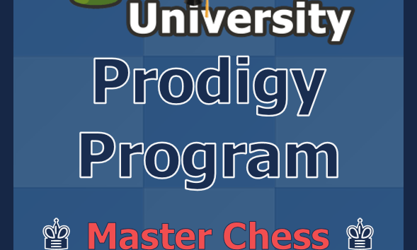 Prodigy Program - December 2015 Registration Open, Discounts Available!