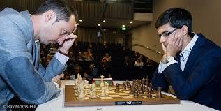 Giri's Gyration from the London Chess Classic Round 1