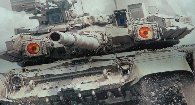 """معرفی کامل """"تانک تی90""""،با قدرتمند روسی آشنا شوید+ت"""