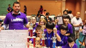 Chess NYC = 4 National Championships