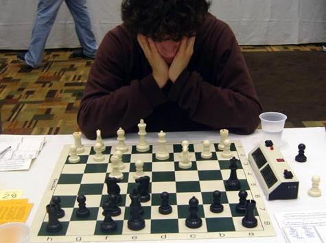 A Quick Puzzle from the London Chess Classic