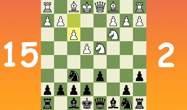 Standard chess game with commentary #14 - Sicilian Defence, Najdorf w/ 6. f3