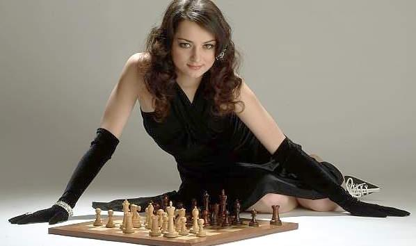 Beautiful Female Chess Players - самые красивые шахматистки мира