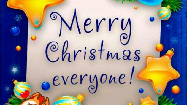 Marry Christmas