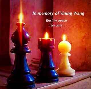 Support kids of local chess father who recently passed away by donating/playing this Sunday