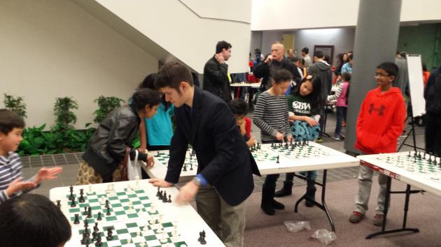 A Fun Simul for a Good Cause