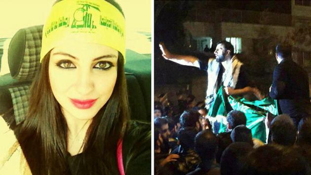 هدف جدید کاربران ایرانی: رعنا الحربی