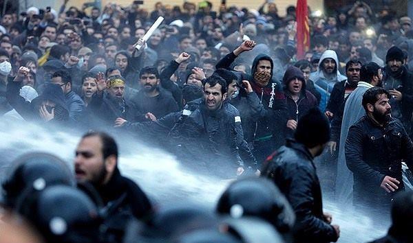 انگیزه واقعی خشم مردم ایران که طی دو روز گذشته شاید فقط