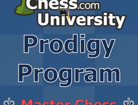 Registration for the New 2016 Prodigy Program Now Open! Anand Guest Instructor!