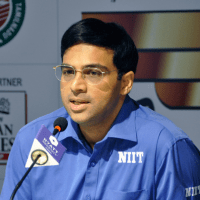 Five Time World Champion Vishy Anand Teaching in Prodigy Program