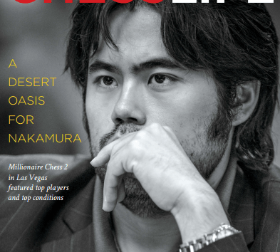 Chess Life Preview - January 2016