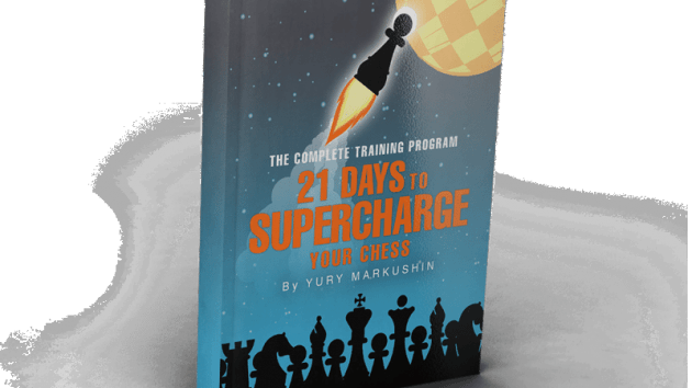 Supercharge my chess in 21 days
