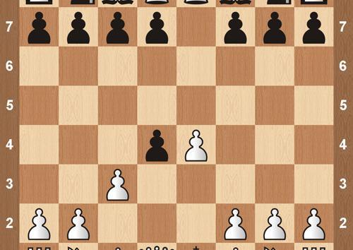 Opening #4: Danish Gambit; Double Sacrifice Variation.