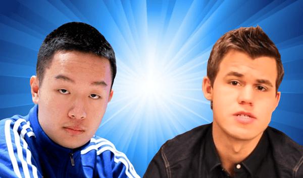 Wei Yi vs Magnus Carlsen - 2016 Tata Steel Chess Tournament