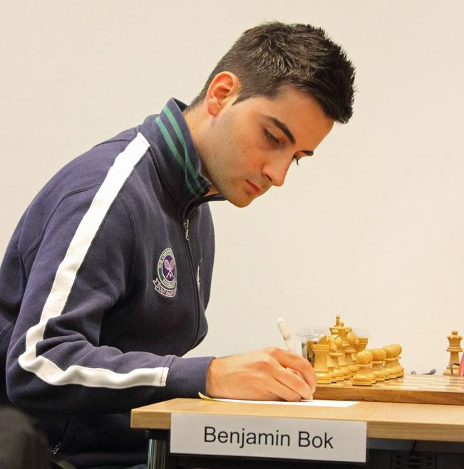 Attack of the Youngsters: Benjamin Bok