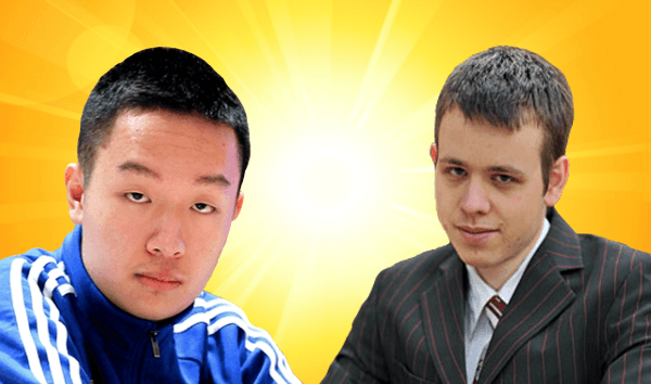 Wei Yi vs David Navara - 2016 Tata Steel Chess Tournament