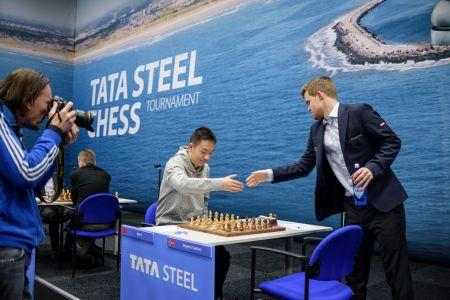 Captivating Matchups: The Halfway Point at Tata Steel
