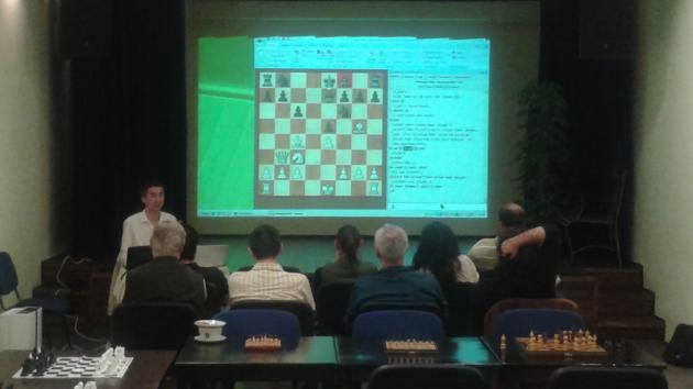 Report from the past simul-perfect start of the new year