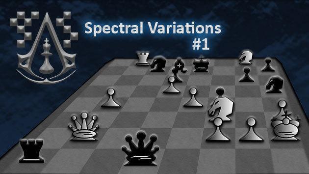 Spectral Variations #1: Tomashevsky-Caruana, Tata Steel 2016