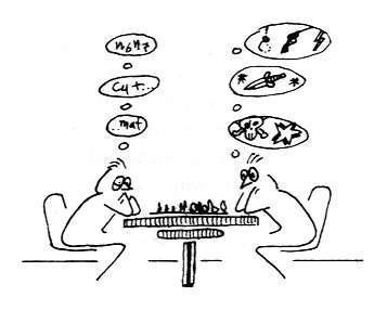 some LIVE CHESS Games