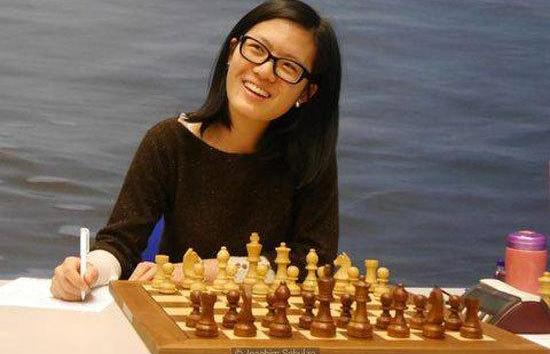 Positional Domination: Hou Yifan Breaks the Ice!