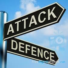 Analysing My Own Games: Attack is the Best Form of Defence