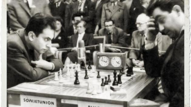 Best Attackers: Mikhail Tal
