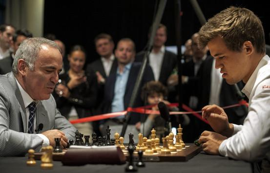 Why Carlsen and Kasparov are the Greatest Players of all Time