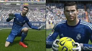 Don't Put Ronaldo as Goalkeeper