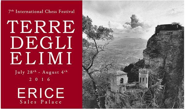 "7th ""TERRE DEGLI ELIMI"" CHESS INTERNATIONAL FESTIVAL"