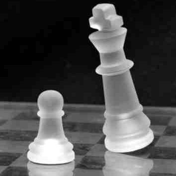 A tough King and Pawn endgame